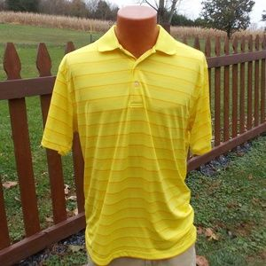 PGA TOUR Mens Golf Shirt Size Large